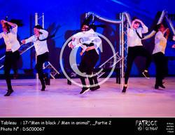 _Partie 2, 17--Men in black - Men in animal--DSC00067