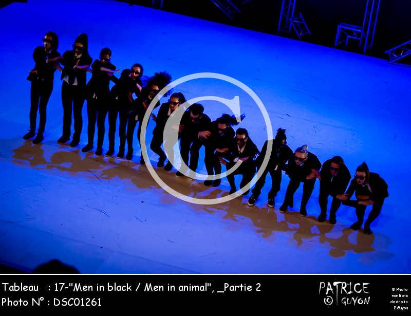 _Partie 2, 17--Men in black - Men in animal--DSC01261