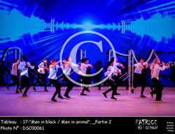 _Partie 2, 17--Men in black - Men in animal--DSC00061