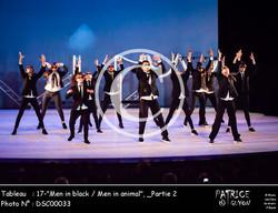 _Partie 2, 17--Men in black - Men in animal--DSC00033