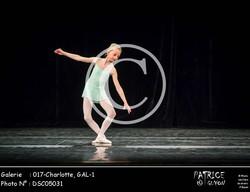 017-Charlotte, GAL-1-DSC05031