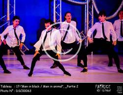 _Partie 2, 17--Men in black - Men in animal--DSC00063