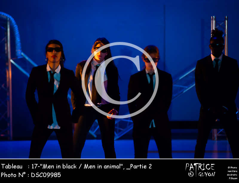 _Partie 2, 17--Men in black - Men in animal--DSC09985