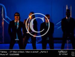 _Partie 2, 17--Men in black - Men in animal--DSC09985