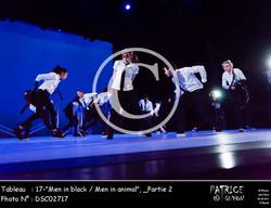 _Partie 2, 17--Men in black - Men in animal--DSC02717
