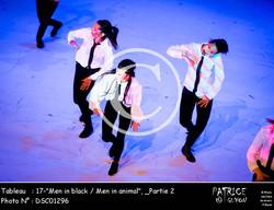_Partie 2, 17--Men in black - Men in animal--DSC01296