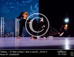 _Partie 2, 17--Men in black - Men in animal--DSC02679