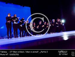 _Partie 2, 17--Men in black - Men in animal--DSC02701
