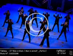 _Partie 2, 17--Men in black - Men in animal--DSC01268