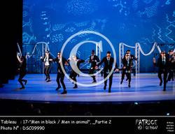_Partie 2, 17--Men in black - Men in animal--DSC09990