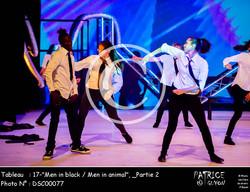 _Partie 2, 17--Men in black - Men in animal--DSC00077