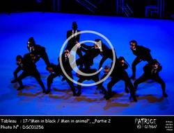 _Partie 2, 17--Men in black - Men in animal--DSC01256