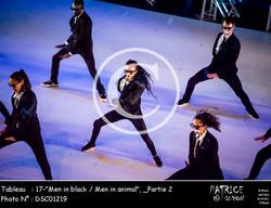 _Partie 2, 17--Men in black - Men in animal--DSC01219