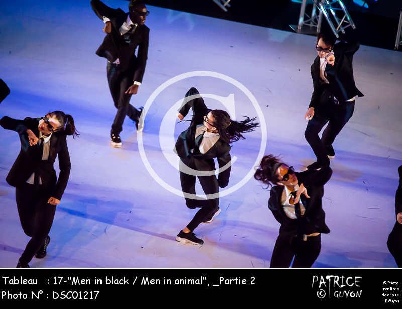 _Partie 2, 17--Men in black - Men in animal--DSC01217