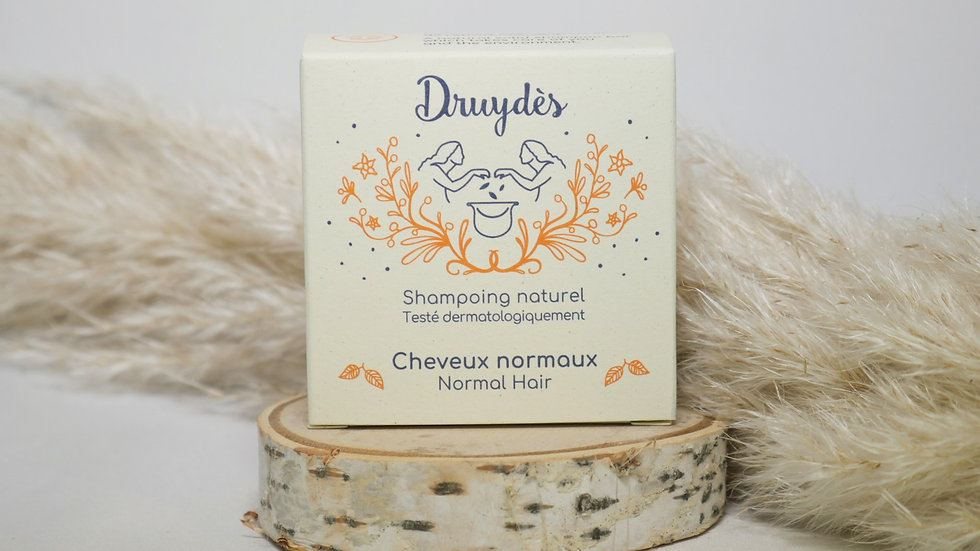 Shampoing cheveux normaux - Druydès