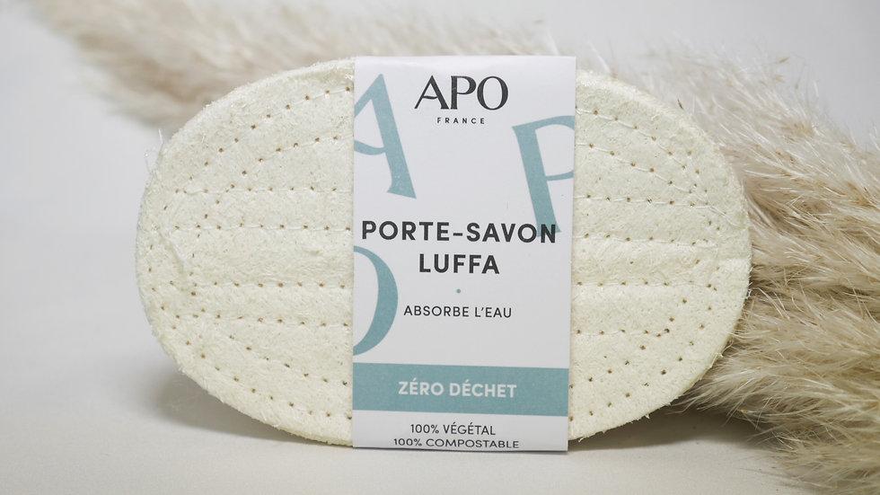 Porte savon en luffa - APO