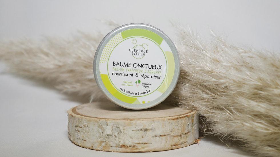 Mini baume onctueux Fraîcheur d'Agrumes - Clémence et Vivien