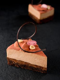 Chocolate Cheese-Cake