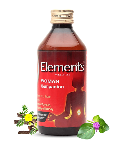 Elements Woman Companion 200ML Pack of 2
