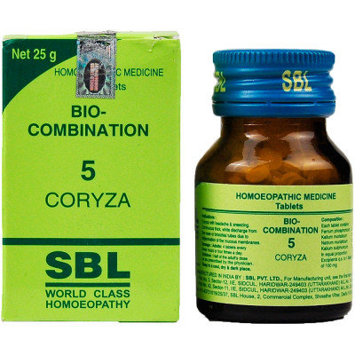 SBL Bio Combination 5 (25g) Pack of 4