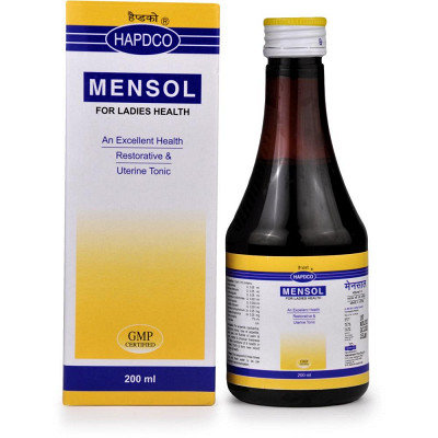Hapdco Mensol Syrup (200 मि.ली.)