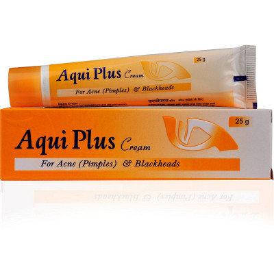 Aqui Plus Cream Hapdco 25 Gram Pack of 5