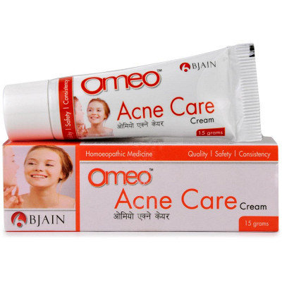 B Jain Omeo Acne Care Ointment (15g) pack of 10