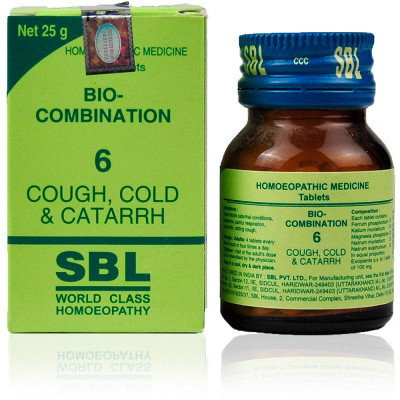 SBL Bio Combination 6 (25g) Pack of 4
