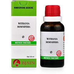 Bjan Withania Somnifera(Ashwagandha)  30ml Pack of 2