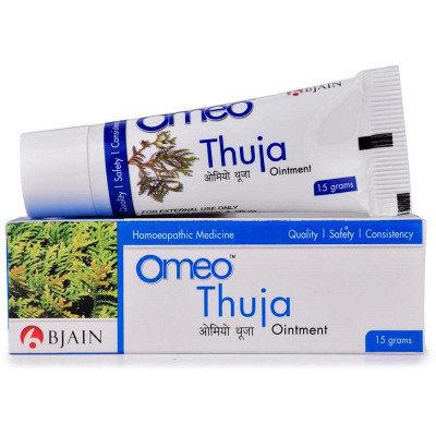 B Jain Omeo Thuja Ointment (15g) Pack of 10