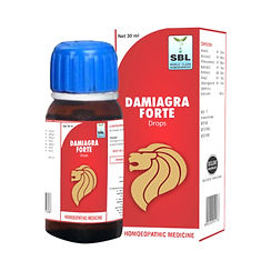 SBL Damiagra Forte Drop Pack of 2