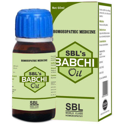 SBL BABCHI OIL PACK OF 3