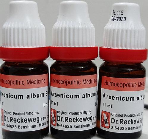 Dr. Reckeweg Germany Arsenicum Album 30 Pack of 5