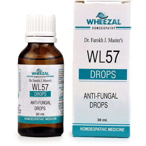 WHEEZAL DROP 57 FOR ANTI-FUNGAL PACK OF 3