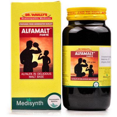 Medisynth Alfa Malt Forte (450g) Pack of 2