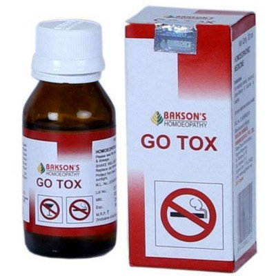 Bakson Go Tox Drops (30ml)