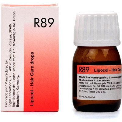 Dr. Reckeweg R89 (Lipocol) (30ml) Pack of 3