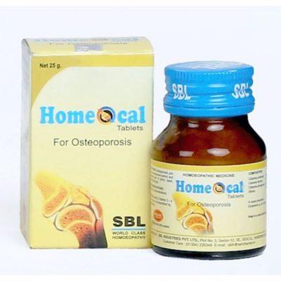 SBL Homeocal Tablet (25 gm Tablet) Pack of 3