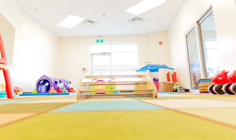 Magic Mountain Infant Gym