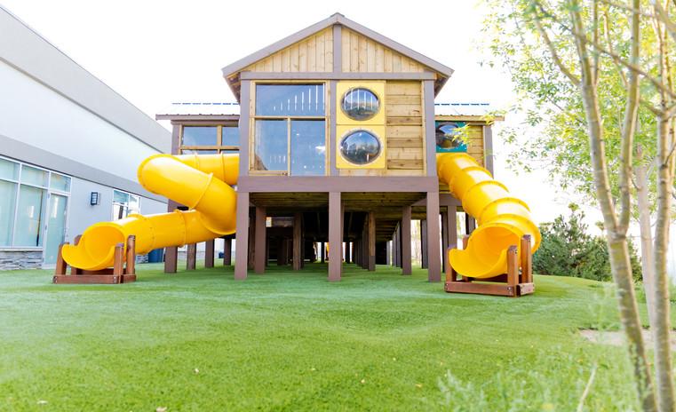 Magic Mountain Outdoor Playground