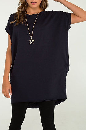 2 Pocket Jersey Top