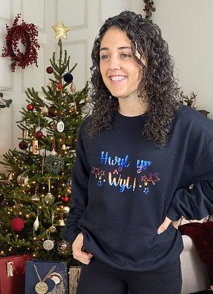 Hwyl yr Ŵyl Sweatshirt
