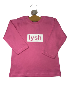 Baby Long Sleeve Tee