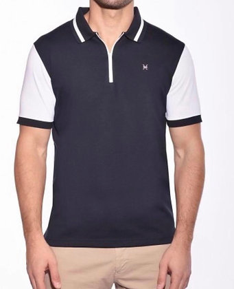 Zip Polo Golf Shirt