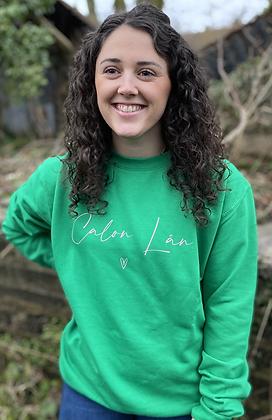 Green Calon Lân Sweatshirt