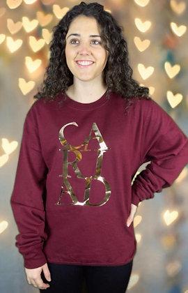 Stacked Cariad Sweatshirt