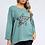 Thumbnail: Leopard Star Zip Sweatshirt