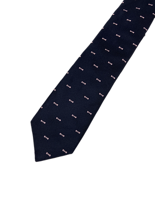 Bow Spotted Tie