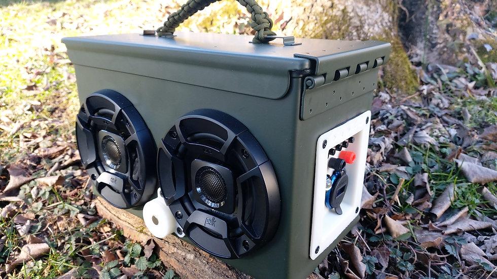 Esoda E-stereo (Older version-square)