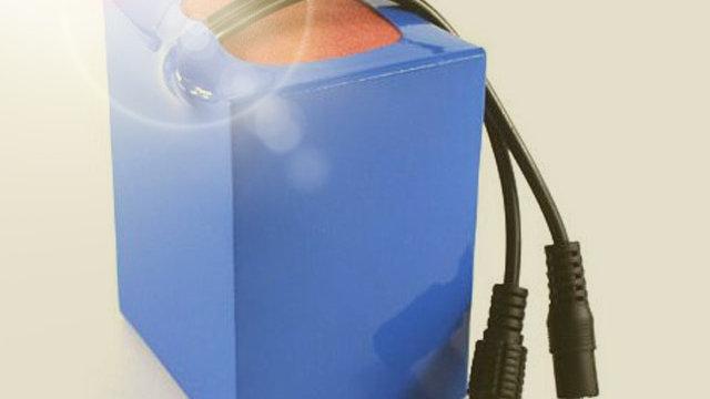 12V 10Ah Li-ion battery pack